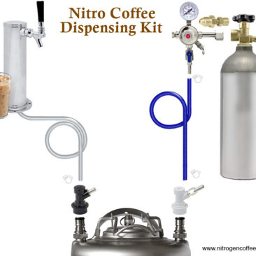 Nitro Coffee Dispensing Kit